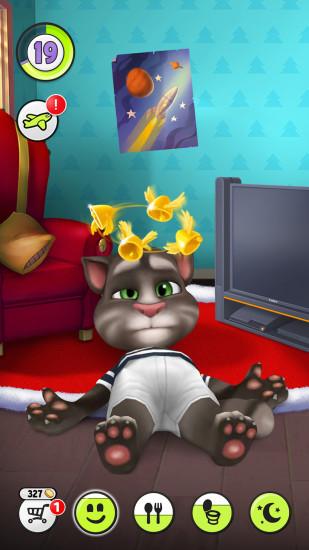我的汤姆猫无限金币版无限钻石安卓