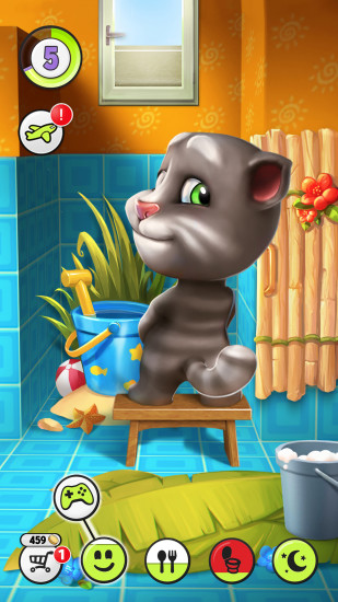 我的汤姆猫无限金币版下载免费