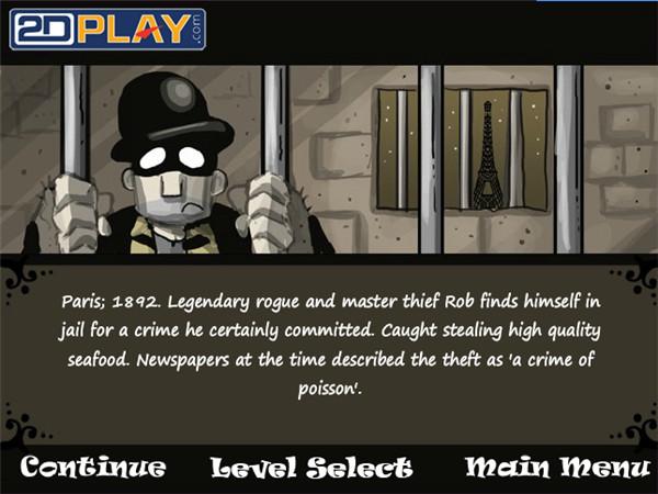 三个小偷修改版游戏