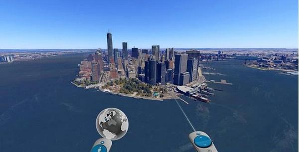谷歌地球下载手机版破解:手机上非常好用的3d实景地图卫星地图软件