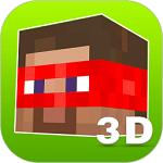 我的世界双层皮肤3D制作器v1.4.7