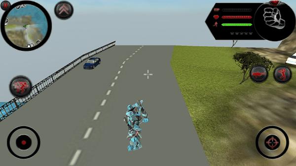 鲨鱼机器人无限金币版下载