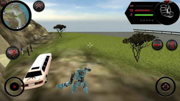 鲨鱼机器人无限钻石版破解
