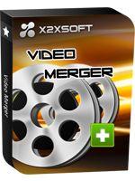 视频/音频合并工具:X2X Free Video Audio Merger绿色便携版