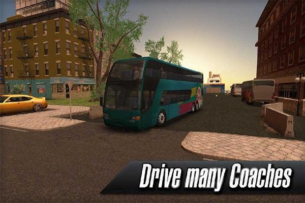 长途大巴模拟器破解版:一款还原度非常高的汽车驾驶类游戏