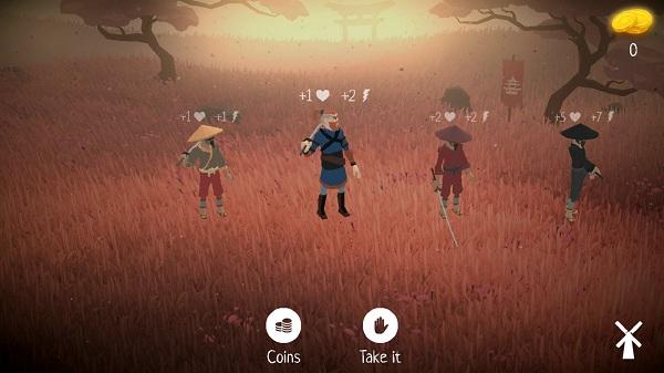荣耀年代武士汉化版游戏
