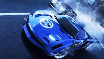 超好玩的跑车游戏