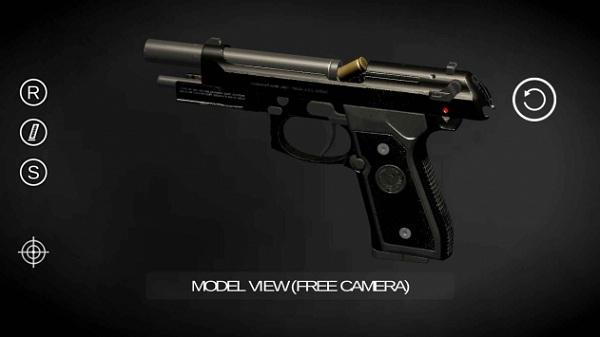 真实武器模拟器3D破解版游戏