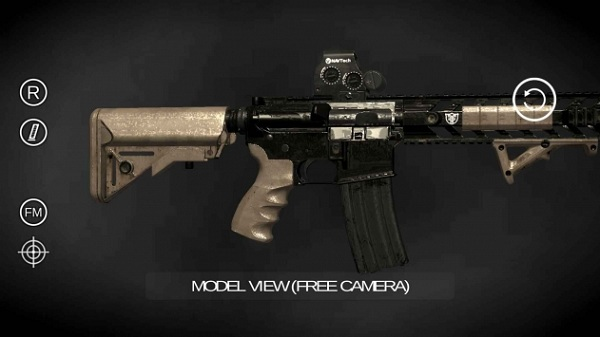 真实武器模拟器3D汉化破解版