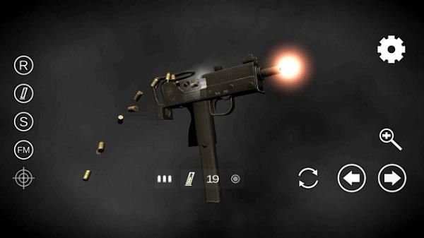 真实武器模拟器3D汉化破解版游戏