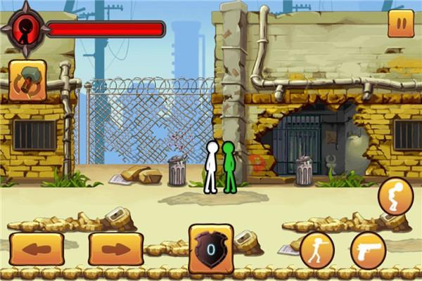 火柴人大乱斗破解版是一款魔性的动作敏捷小游戏吗?
