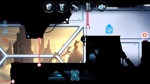 矢量跑酷2中文破解无限量版是款可体验刺激和紧张的另类跑酷游戏吗?